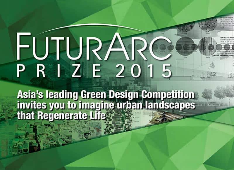 Giải thưởng kiến trúc FuturArc 2015