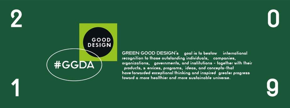 Giải thưởng Green Good Design Award 2019