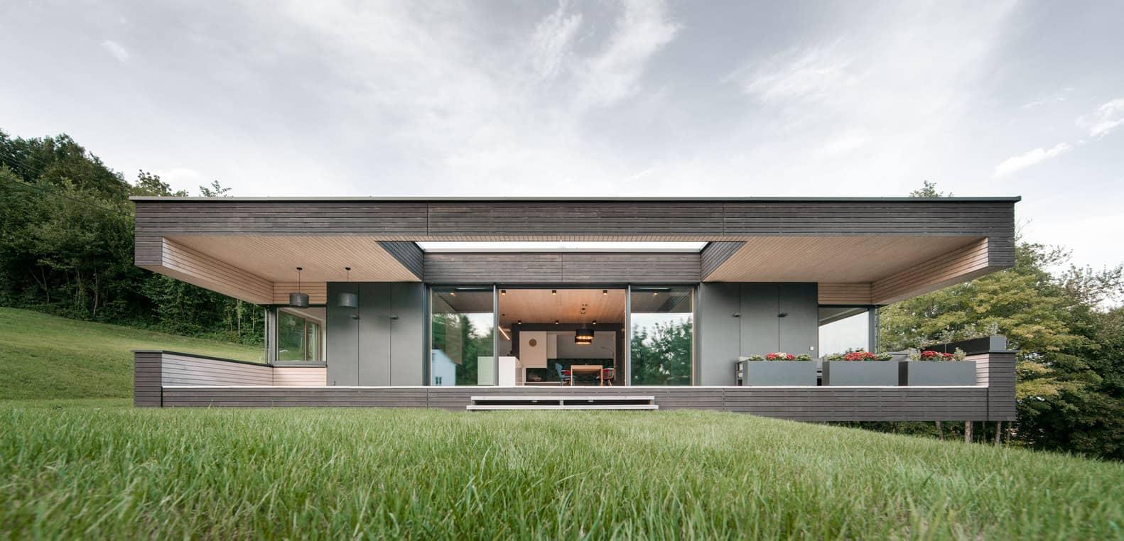 DỰ ÁN NHÀ PHỐ HIỆN ĐẠI - adarchitect.com.vn